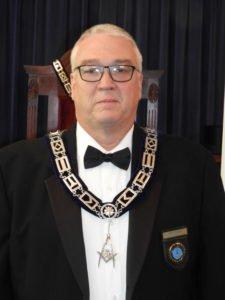 Senior Deacon Douglas H Davies