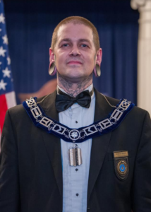 Charles J. Berger - Chaplain