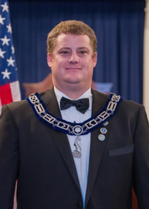 Curtis B. Brushwood - Junior Steward