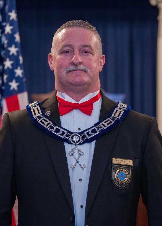 Gregory R. Martin - Treasurer
