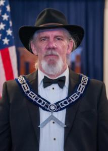 Harold B. Skip Schrecengost - Worshipful Master
