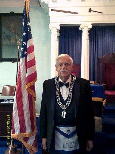 John L. Fetty, Chaplain